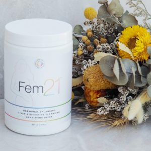 Fem21 for women who want to balance their hormones naturally